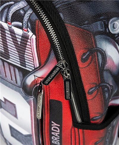 Brady 12 V-12 Backpack
