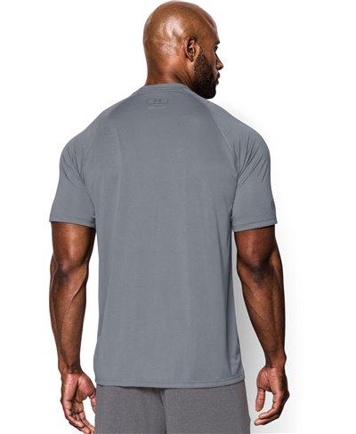 Born Fast T-Shirt Manica Corta Uomo Steel
