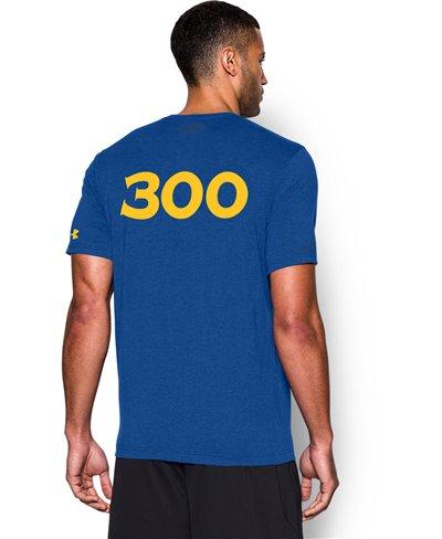 SC30 Tr3y Hundred T-Shirt à Manches Courtes Homme Royal