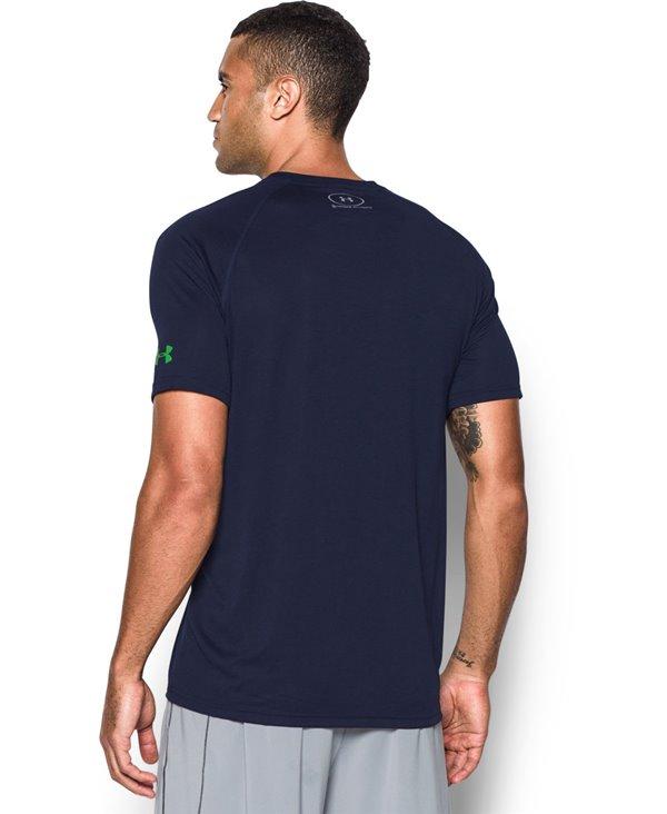 NFL Combine Authentic Tech Logo Camiseta Manga Corta para Hombre Seattle Seahawks