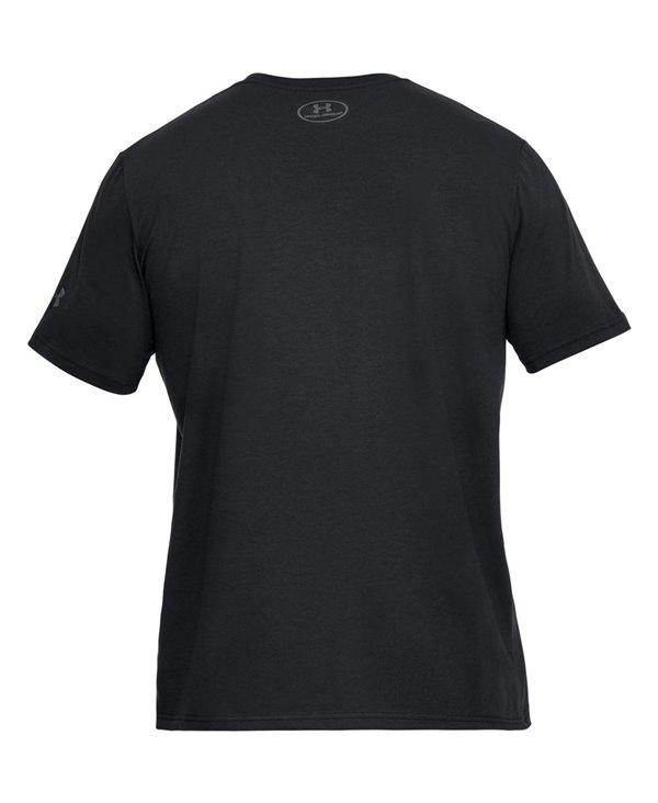 Project Rock T-Shirt Manica Corta Uomo Black