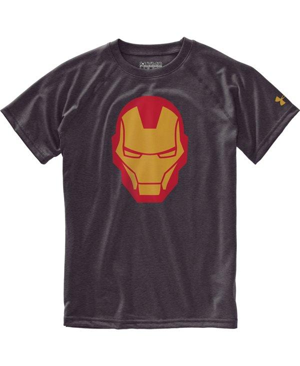 Kids Short Sleeve T-Shirt Alter Ego Iron Man