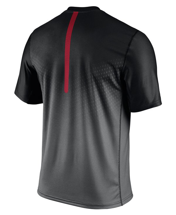 Legend Sideline Camiseta Manga Corta para Hombre NFL San Francisco 49ers