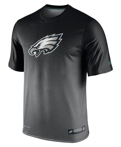 Legend Sideline T-Shirt Manica Corta Uomo NFL Philadelphia Eagles