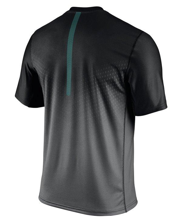 Men's Short Sleeve T-Shirt Legend Sideline NFL Philadelphia Eagles