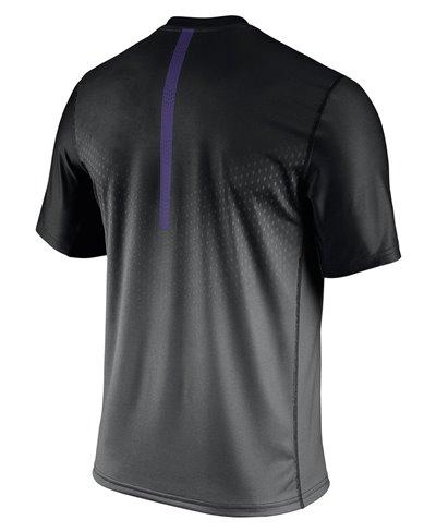 Legend Sideline T-Shirt Manica Corta Uomo NFL Baltimore Ravens