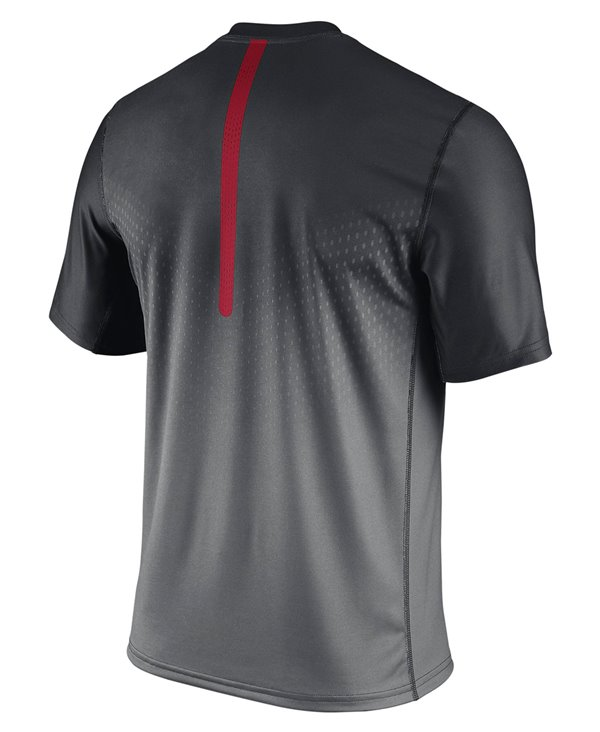 Herren Kurzarm T-Shirt Legend Sideline NFL Arizona Cardinals