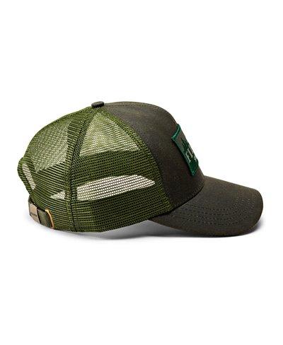 Herren Cap Logger Otter Green