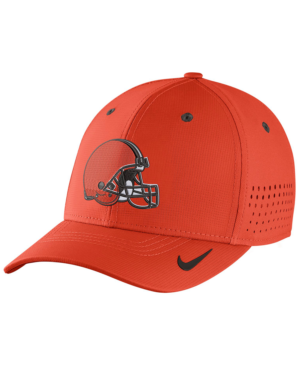 Men's Cap Legacy Vapor Swoosh Flex NFL Browns