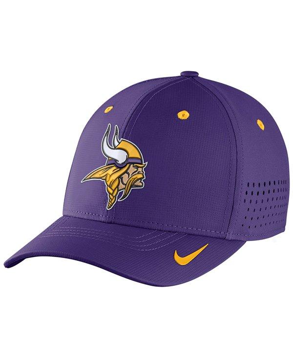 Herren Cap Legacy Vapor Swoosh Flex NFL Vikings
