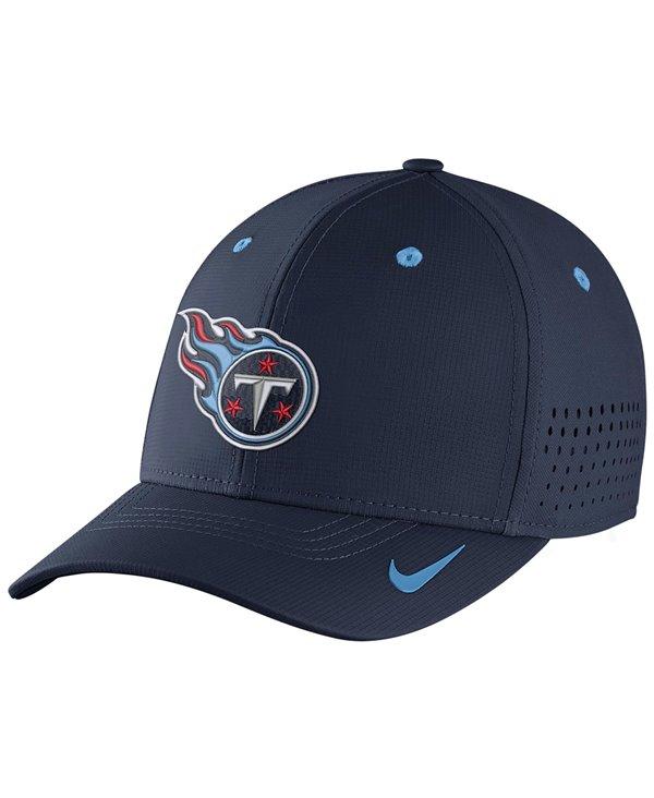 Legacy Vapor Swoosh Flex Gorra para Hombre NFL Titans