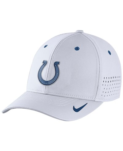 Men's Cap Legacy Vapor Swoosh Flex NFL Colts
