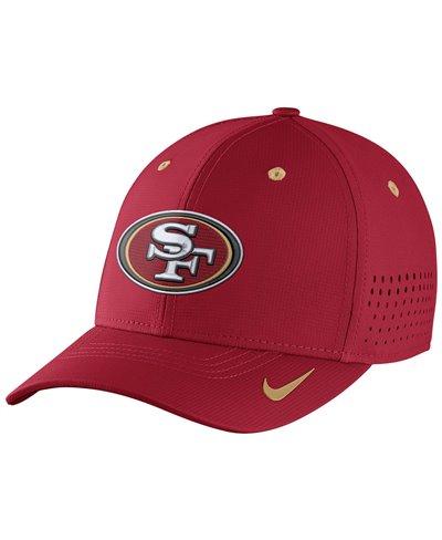 Herren Cap Legacy Vapor Swoosh Flex NFL 49ers