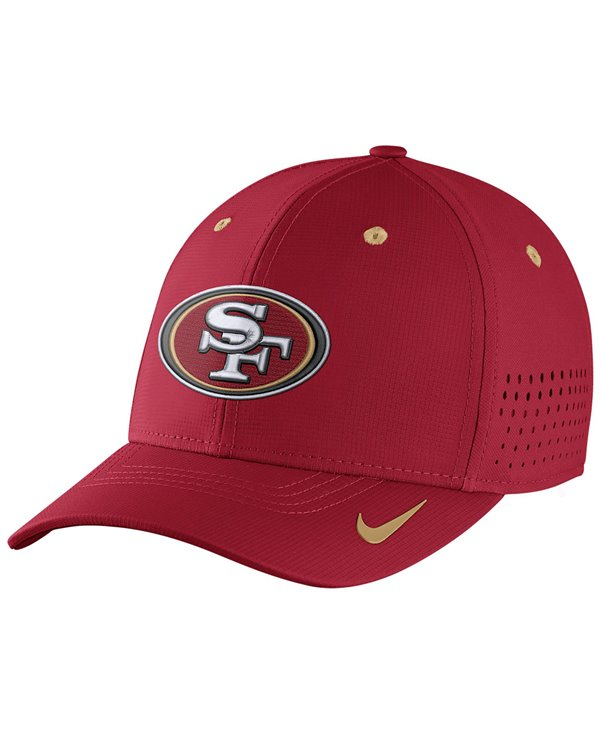 Men's Cap Legacy Vapor Swoosh Flex NFL 49ers