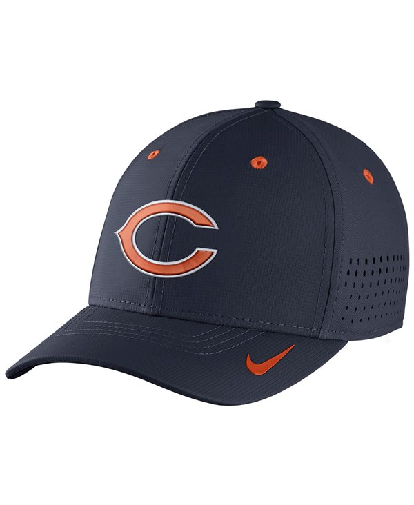 Men's Cap Legacy Vapor Swoosh Flex NFL Bears