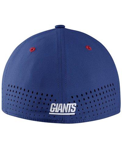 Herren Cap Legacy Vapor Swoosh Flex NFL Giants