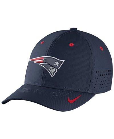 Men's Cap Legacy Vapor Swoosh Flex NFL Patriots