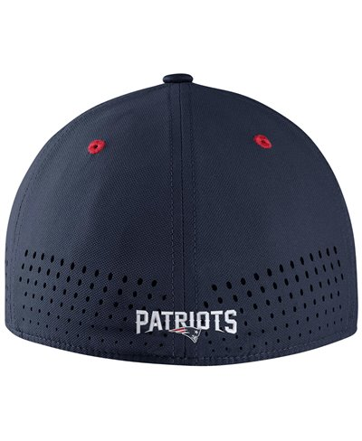 Herren Cap Legacy Vapor Swoosh Flex NFL Patriots