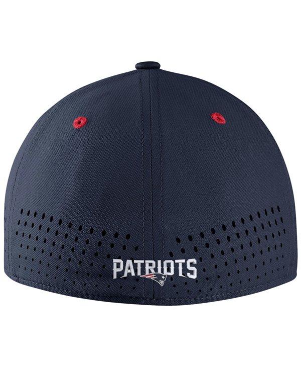 Legacy Vapor Swoosh Flex Casquette Homme NFL Patriots