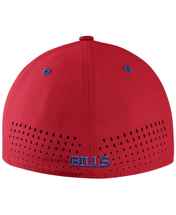 Men's Cap Legacy Vapor Swoosh Flex NFL Bills