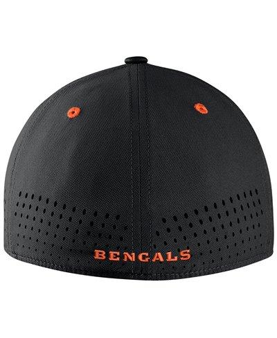 Legacy Vapor Swoosh Flex Gorra para Hombre NFL Bengals