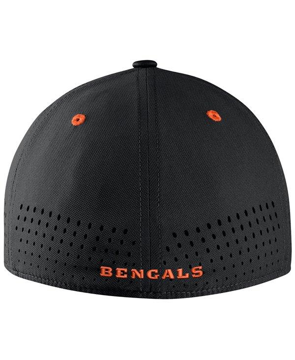 Herren Cap Legacy Vapor Swoosh Flex NFL Bengals