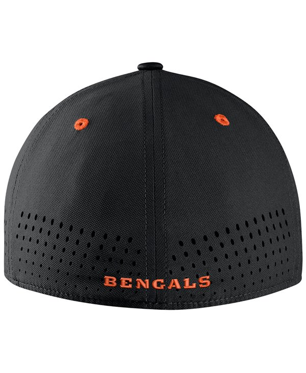 Men's Cap Legacy Vapor Swoosh Flex NFL Bengals