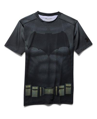 Alter Ego Maglia Compressione Uomo Manica Corta Batman