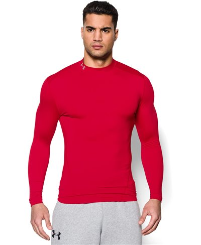 ColdGear Evo Men's Long Sleeve Compression Shirt