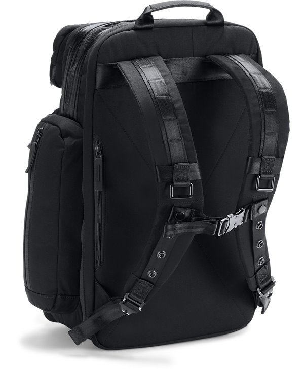 Pro Series Rock Backpack Black
