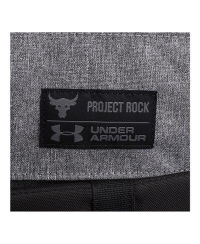 Mochila Project Rock Vanish Regiment Graphite