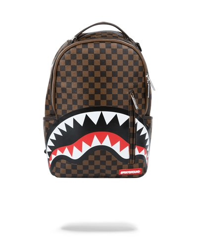 Zaino Sleek Sharks in Paris Brown