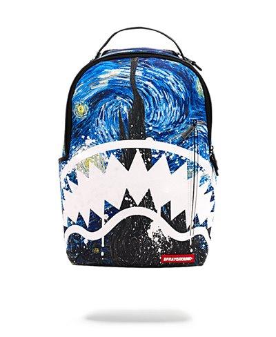 Zaino The Van Gogh Shark