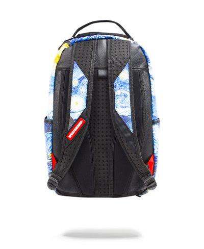 The Van Gogh Shark Backpack