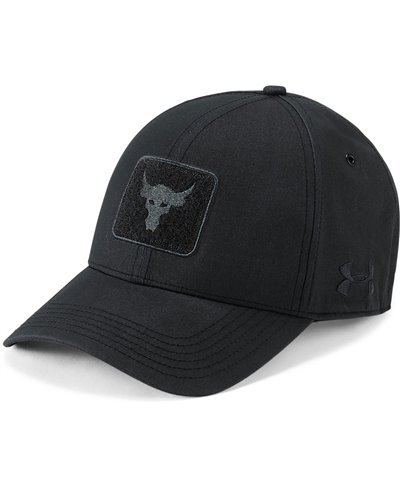 Men's Cap Project Rock Pro Series Black
