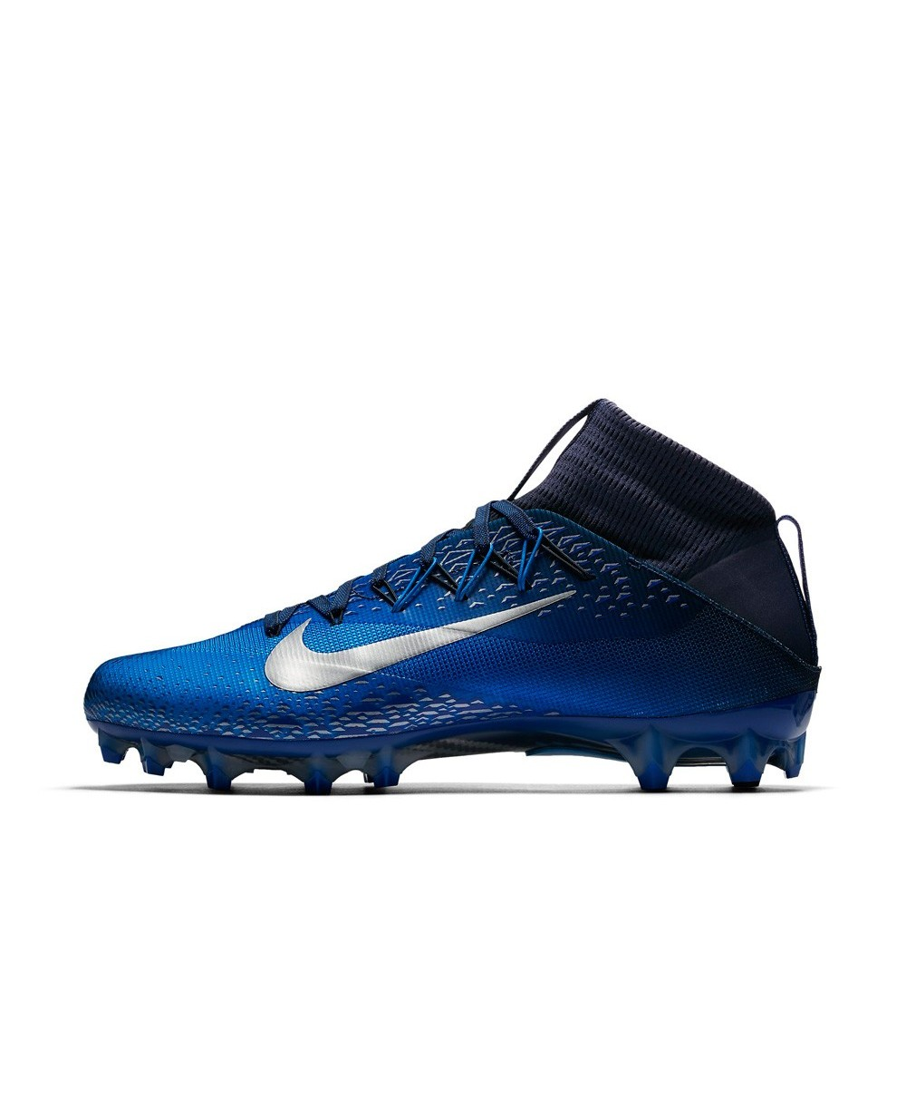 info for fae2d 007a8 Nike Vapor Untouchable 2 Crampons de Football Américain Homme Navy