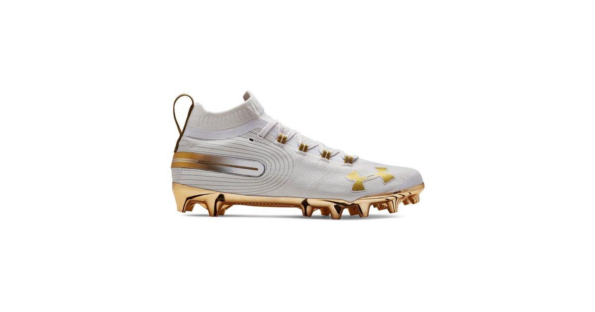 gold ua cleats Online Shopping for