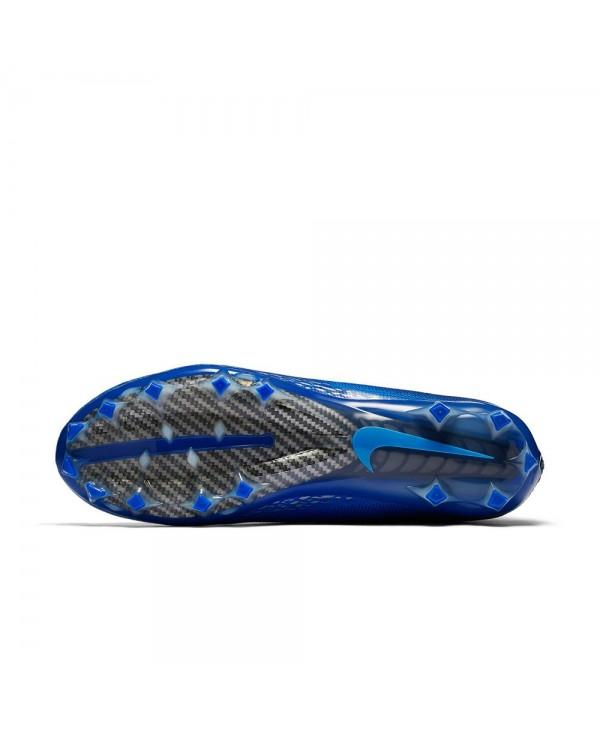 the best attitude 50dd1 82161 Nike - Crampons de Football Américain pour homme, modele Vapor Untouchable 2,  couleur Midnight Navy Photo Blue Game Royal Metallic Silver