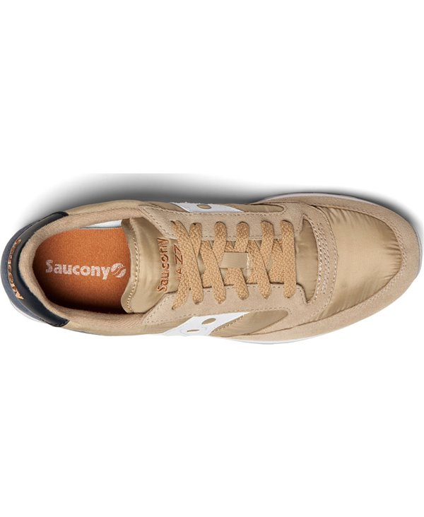 Jazz Original Scarpe Sneakers Uomo TanNavy