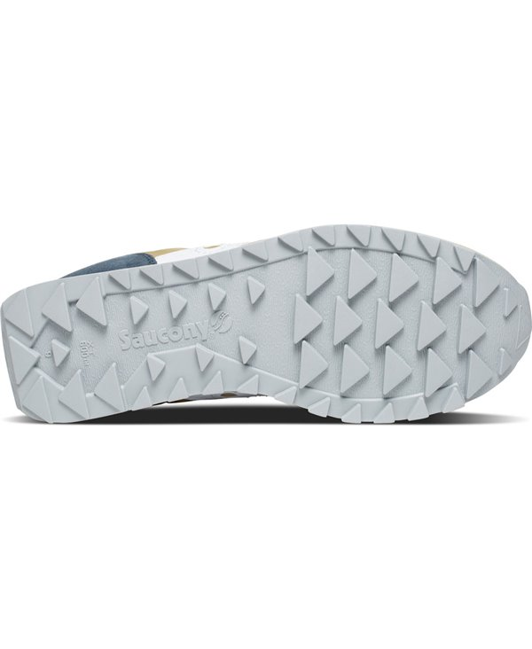 Jazz Original Scarpe Sneakers Uomo Tan/Navy