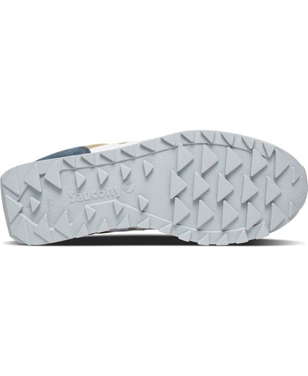 Jazz Original Zapatos Sneakers para Hombre Tan/Navy