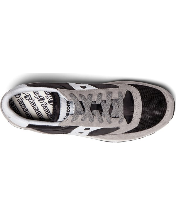 Jazz Original Vintage Chaussures Sneakers Homme Grey/Black/White
