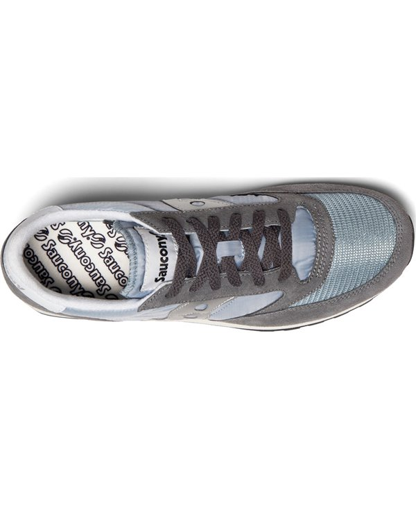 Jazz Original Vintage Chaussures Sneakers Homme Grey/Blue/White