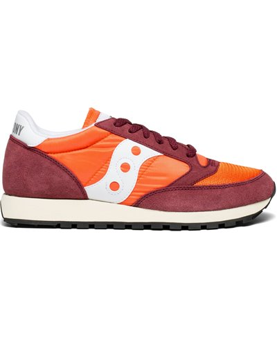 Herren Sneakers Jazz Original Vintage Schuhe Flame/Moon