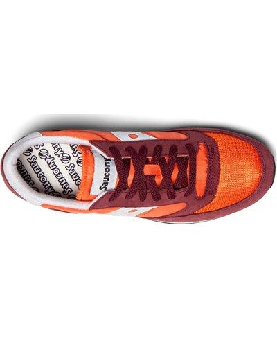 Herren Sneakers Jazz Original Vintage Schuhe Flame/Moon