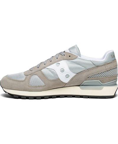 Men's Shadow Original Vintage Sneakers Shoes Grey/White
