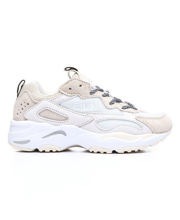 Damen Sneakers Ray Tracer Schuhe Beige