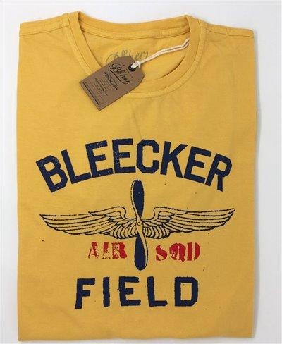 Men's Short Sleeve T-Shirt Air Sqd Yellow