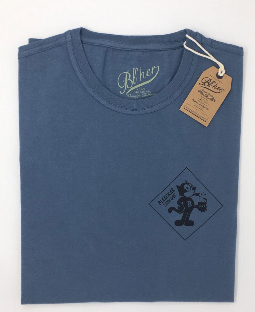 Men's Short Sleeve T-Shirt Felix Petroleum