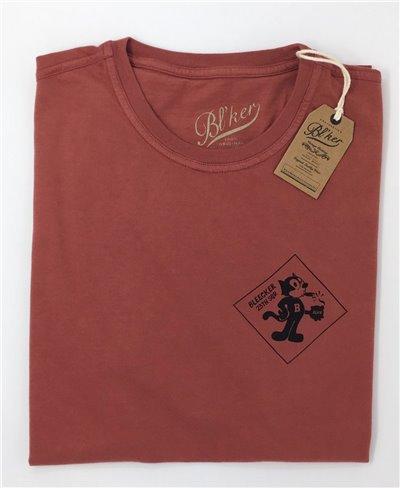 Felix T-Shirt Manica Corta Uomo Red